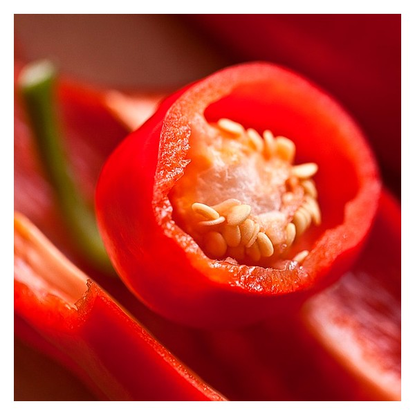 Red Sweet Pepper